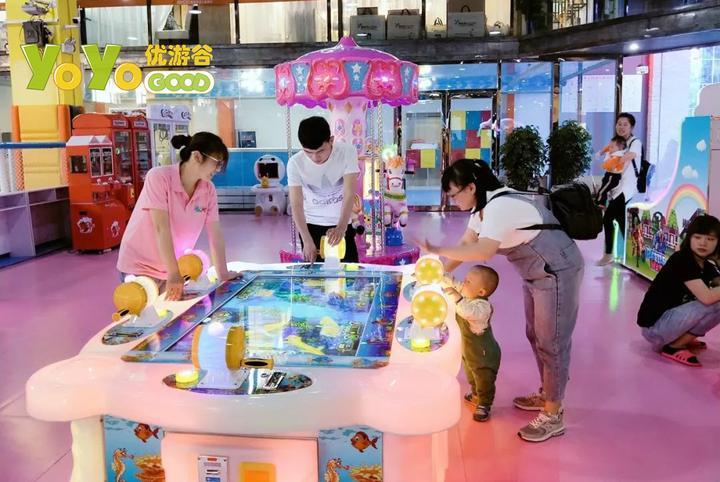 开家亲子主题儿童乐园需要多少钱? 加盟资讯 游乐设备第1张