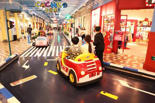 临汾儿童乐园加盟前景 加盟资讯 游乐设备第5张