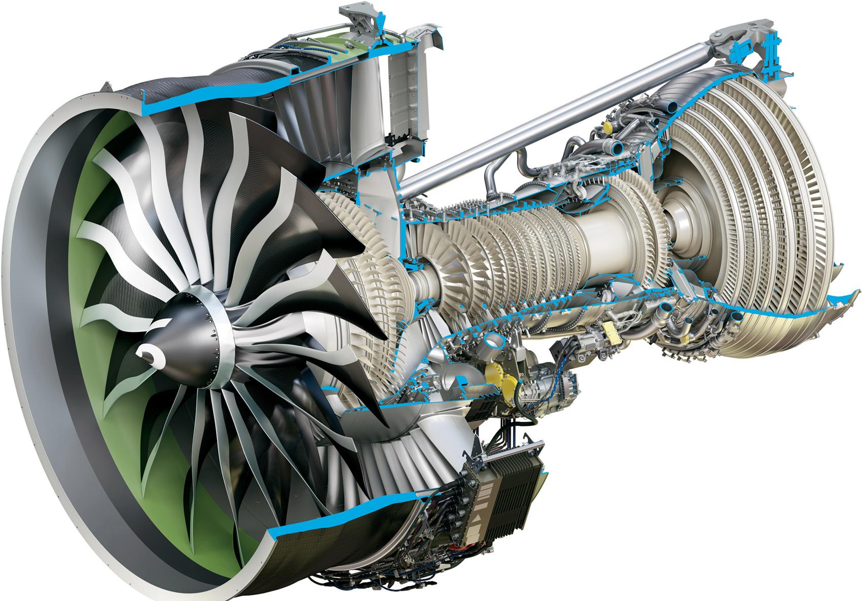 涡轮机_飞机涡轮风扇发动机最大的优点是什么? - 知乎