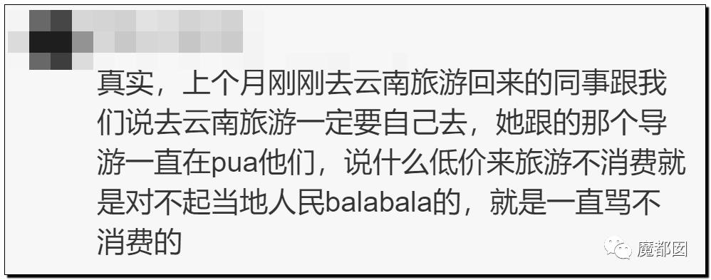 """震怒全网!云南导游骂游客""""你孩子没死就得购物""""引发爆议!30"""