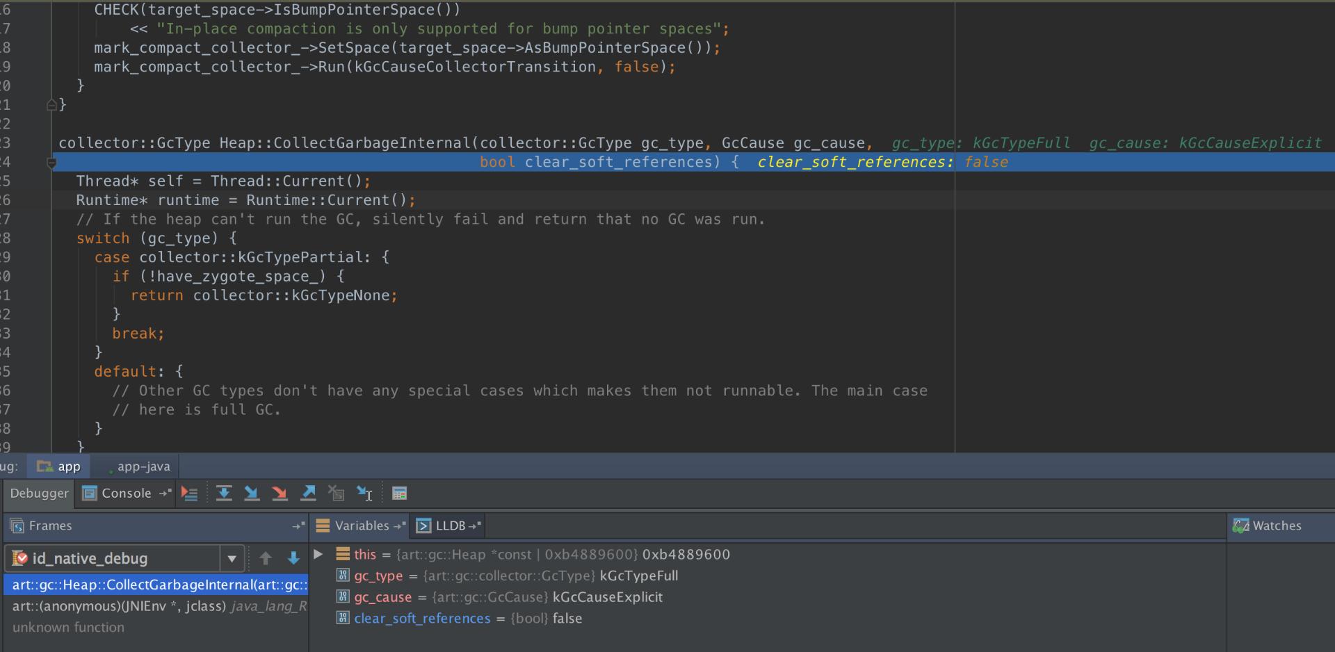 如何调试Android Native Framework