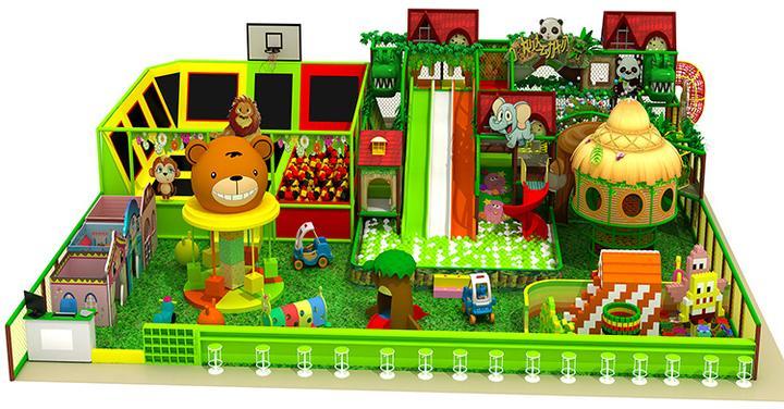 咸阳怎么开儿童乐园? 加盟资讯 游乐设备第4张