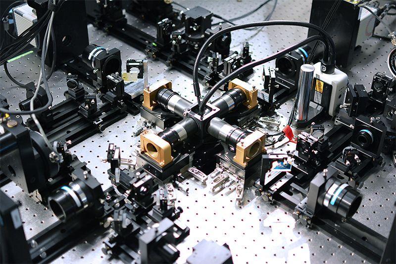 显微镜能DIY吗?能,一不小心还能获个诺贝尔奖