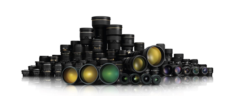 摄影入门之相机镜头的分类