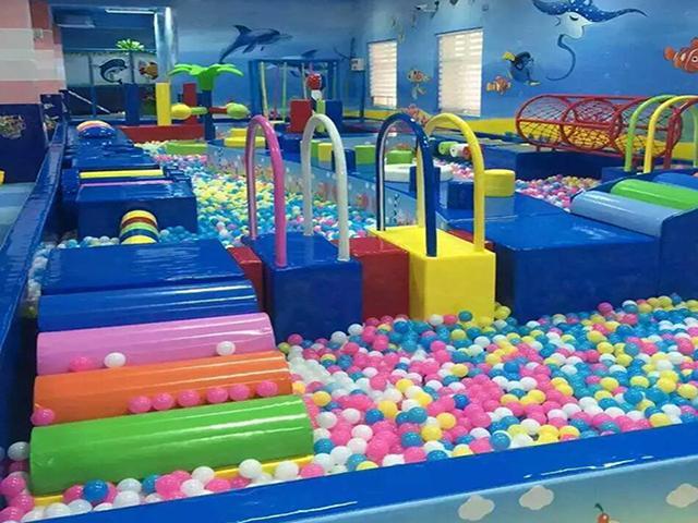 小型室内儿童乐园的设备怎么选? 加盟资讯 游乐设备第1张