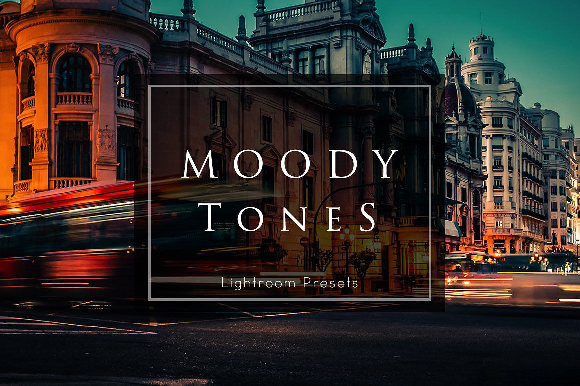 【S361】186组旅行扫街风景Lightroom预设Moody Tones – Lightroom Presets