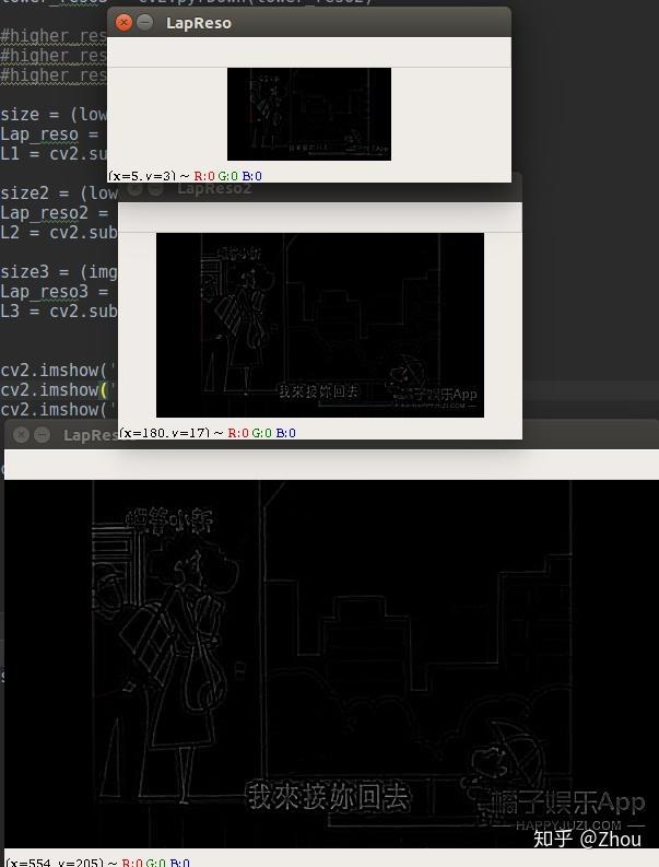 新视界-OpenCV教程(17)- 图像金字塔- 知乎