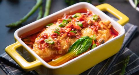 奔跑吧少年无骨烤鱼饭,特色快餐成饮食新趋势