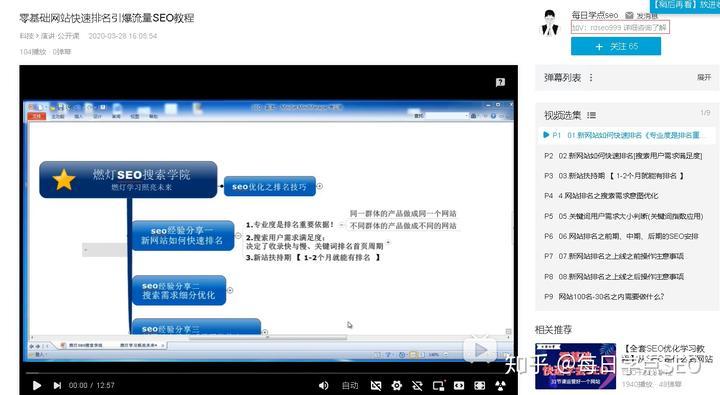 seo常用工具大全 搜索引擎优化(SEO)——个人学习笔记-幽灵米
