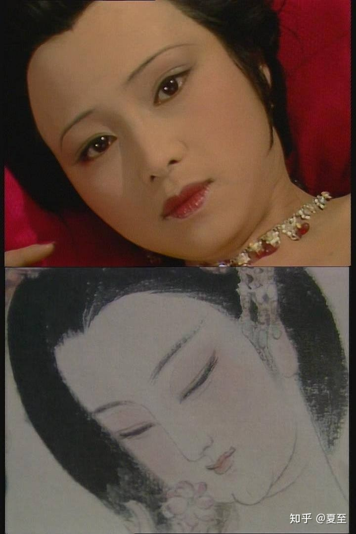 红楼十二钗_有没有这样一幅画,画里的角色让你产生难以自拔的迷恋? - 知乎