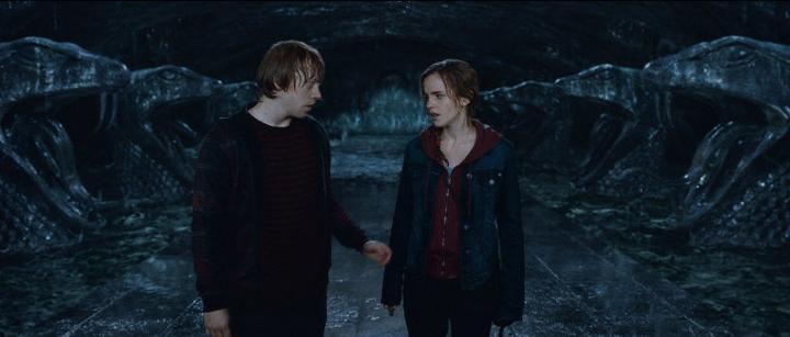 罗恩与赫敏接吻照_【Pottermore翻译】那些罗恩和赫敏本该亲吻的时刻 - 知乎